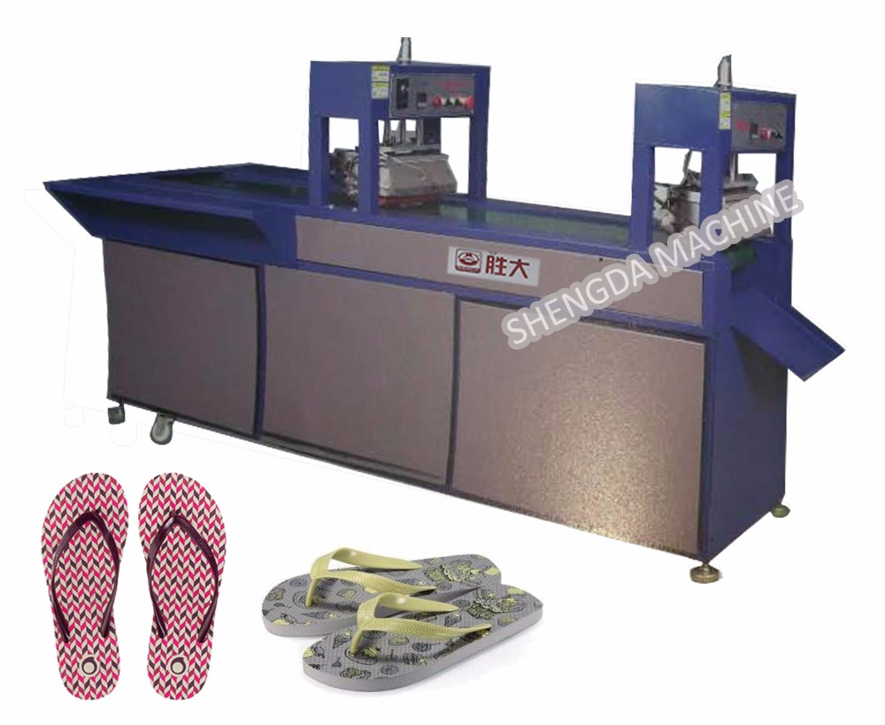 EvaSlipper & sandal soles 2D transfer printing machine for shoe sole making machine price