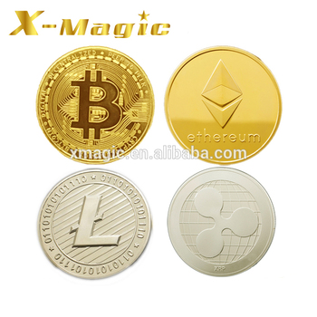 Gold Silver Metal Commemorative Physical Crypto Currency Coin For Deluxe  Collection Gift - Buy Crypto Coin,Crypto Currency Coin,Physical Crypto Coin