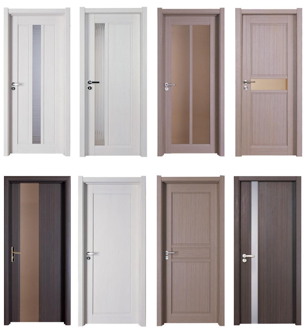 Goldea kerala door designs pvc films panel laminate door for Door design laminate