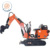 Good feedback product mini excavator 1 ton crawler excavator