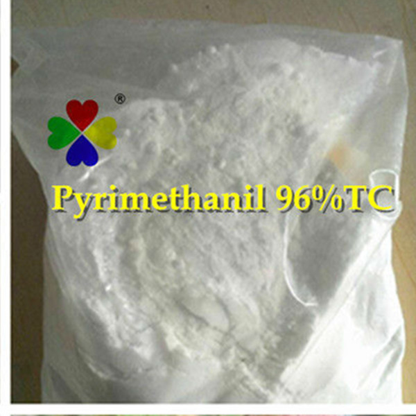Factory supply Agrochemical Fungicide Pyrimethanil C12H13N3