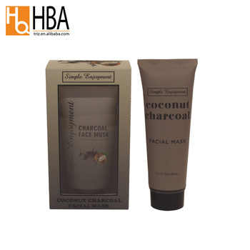 Chinese wholesale cheap price charcoal facial mask for women