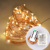 2018 Hot Sale 10M Led Copper Wire String  Light Rice Lights for Holiday Lighting with 3AA Battery Box