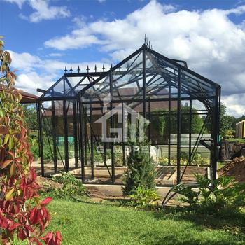 Brilliant G More High Grade Elegant Classic English Style Orangery Glass Greenhouse Buy Glass Greenhouse Orangery Glass Greenhouse English Style Orangery Home Interior And Landscaping Ponolsignezvosmurscom