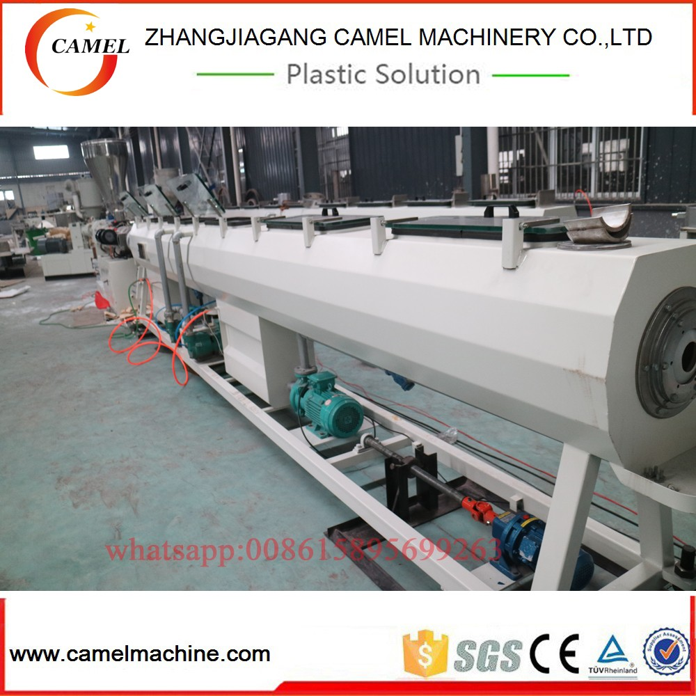 Supply pipe drainage pipe pvc plastic pipe extrusion production line