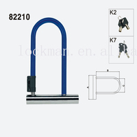 U Type Bicycle Lock D Lock For Bike 82210
