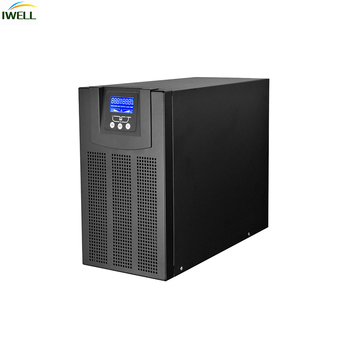 online UPS 1KVA 800W Pure sine wave homage UPS Single Phase 3KVA High Frequency Online UPS with battery backup