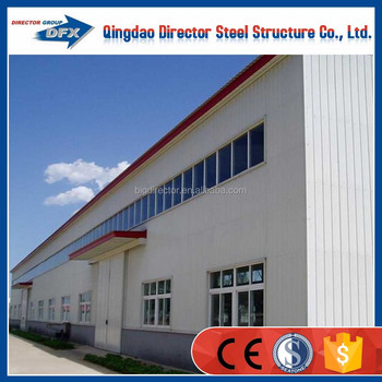 Made In China Fast Construction Warehouse Building Supplies Factory
