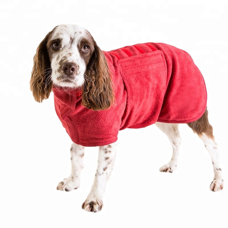 Dog Drying Towel Microfiber Robe Coat - Buy Dog Drying Coat 991a4cd11