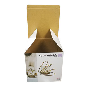 Daily Reliable Living Room Light Paper Packaging Box