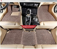 Environmental PVC Floor Mat for Specific Car