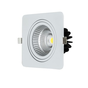 Aluminum Cover Fire Rated Down Light 30W 3000K Cob LED Downlight