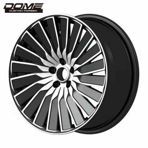 Customized Monoblock Forged Wheel Rims from DOME chrome wire wheels