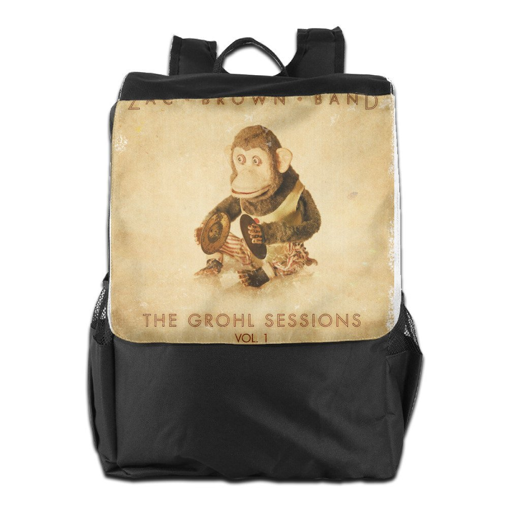 Get Quotations Outdoor Shoulder Zac Brown Band The Grohl Sessions College Book Travel Bags