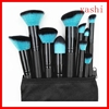 YASHI Cream and Mineral Cosmetics of 10pcs kabuki Powder brush