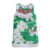 Wholesale Newest Green Girls Printed Dress Sleeveless Girl Vest Dresses Casual Floral Kids Clothes DMGD81117-267F