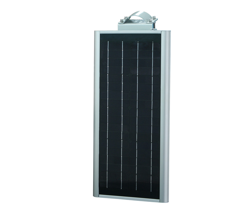 High efficiency 18V / 30W solar panels outdoor solar led street light