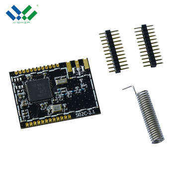 CC1310 3000m Transceiver RF Module For Home and Building Automation