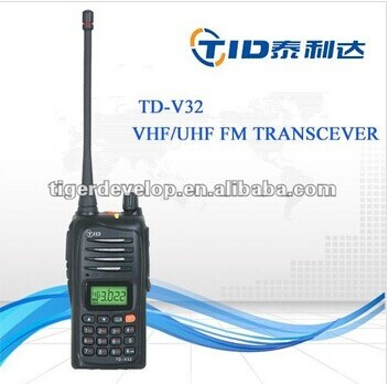 for sale vhf uhf 5w transceive ham radio china