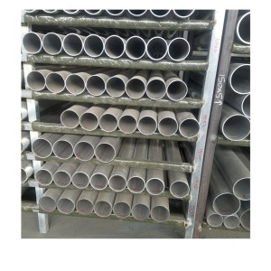 Light Weight 4 Inch Polished Aluminum Pipe Tube