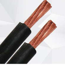 VDE Standard Factory price Rubber Pure Copper 35MM OEM Welding Cable