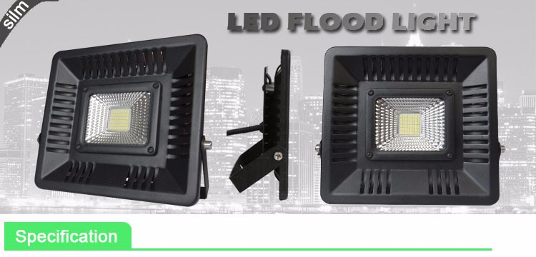 Wholesale Ultrathin SMD IP65 Outdoor 50w 100w Led Flood Light