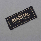 Fashion Damask Custom Garment Labels,Woven Clothing Labels