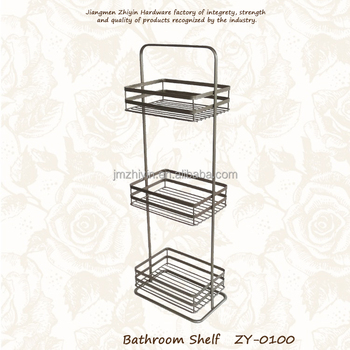 Free Standing Metal Wire Rack