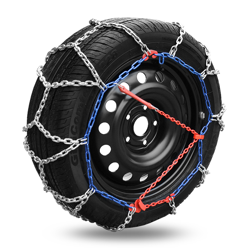 Автомобильных шин цепи 16 титана жирный цепи автомобиля металла снег