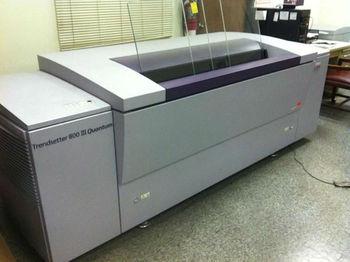 Kodak Trendsetter 800 III Quantum