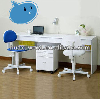 Genial HX131219QM 478 Two People Computer Desk