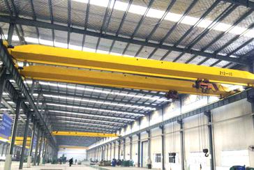 ld model single girder overhead crane