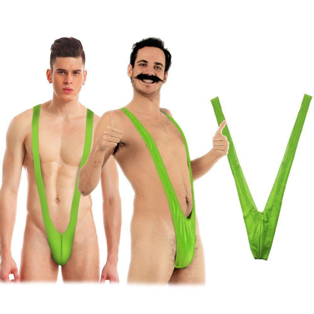 55e87daa44 Buy Sexy Mankini Thong Dress Up Stag Party Beach Borat Swim Suit Costume  Swimwear in Cheap Price on Alibaba.com