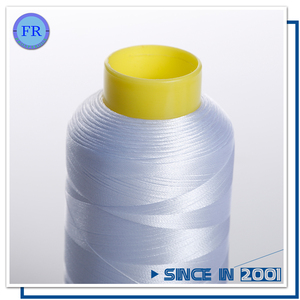 High quality bright color 120d/2 embroidery thread price