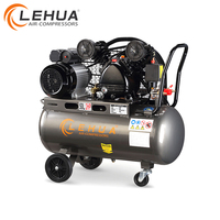LHV-0.17/8A belt driven 1.5kw 2hp air compressor specification