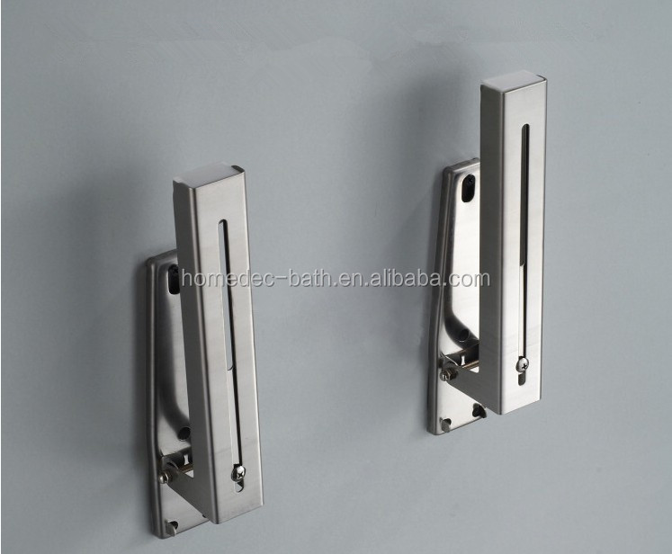 Stainless steel Foldable Stretch Shelf Rack Microwave Oven Bracket