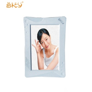 Rectangle plastic sticker new design portable popular studio light box photo frame for decoration