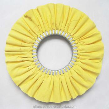 Cotton Cloth/ Fold Buffing Wheel For Polishing Metal - Buy Professional  Quality Cotton Cloth Wheel Cloth Polishing Wheel,Buffing Cloth Wheel,Cotton