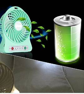 New High quantity Outdoor Protable Mini Cooling Rechargeable USB Desk Portable Pocket Mini Fan Handheld Travel Blower Air Cooler Green color