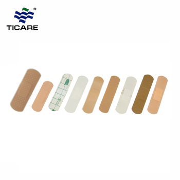 High Quality First Aid Adhesive bandage/wound plaster For Hospital/Clinic Wound Care