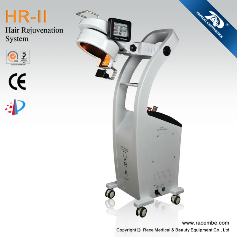 Oxygen therapy hair regrowth /hair laser growth therapy machine 650nm red laser 808 nm laser hair treatment