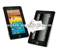 GSM 2g phone calling 256MB/4GB tablet pc at low cost