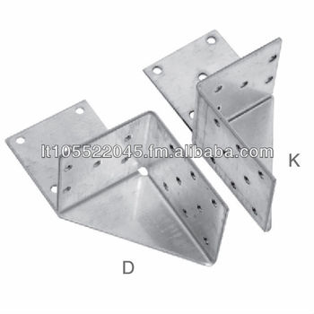 Universal Purlin Brackets - Buy Angle Support (timber Connectors) Product  on Alibaba com
