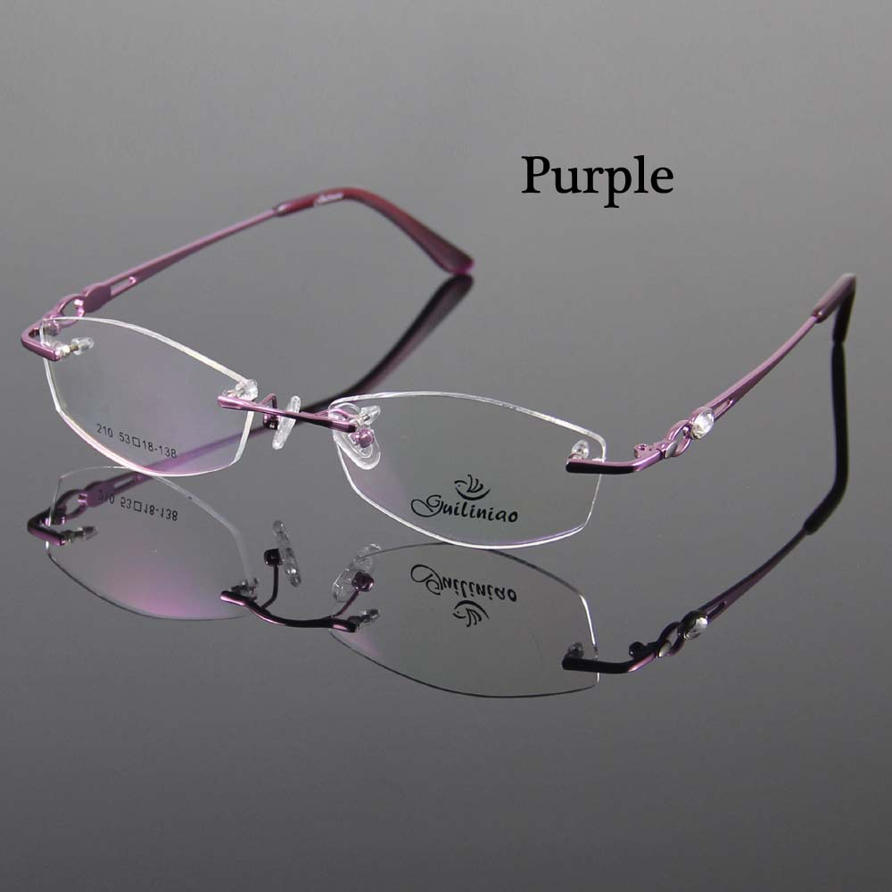Rimless Frames Women David Simchi Levi