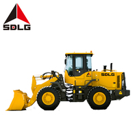 SDLG LG936L Selling China made small front end wheel loaders for sale at low prices