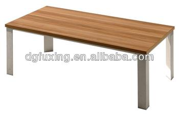 직사각형 금속 커피 테이블,최고 판매 멜라민 나무 커피 테이블 ...