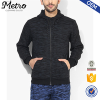 Top Selling New Style Zip Up Mens Unique Hooded Sweatshirts