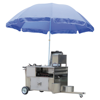 hot dog cart food warmer machine bn619 - Hot Dog Warmer