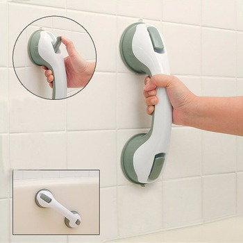 Suction Disc Elderly Antislide Toilet Bathroom Safety Helping - Bathroom toilet handles