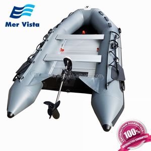 (CE) China OEM PVC 6 People Rubber Motor Professional Fishing Boat